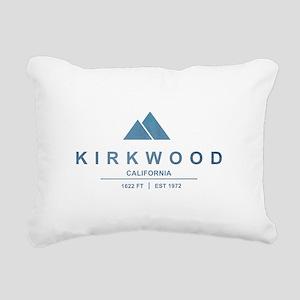 Kirkwood Ski Resort California Rectangular Canvas