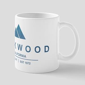 Kirkwood Ski Resort California Mugs