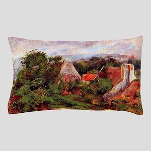 Renoir - La Roche-Guyon Pillow Case