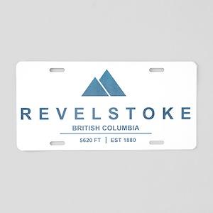 Revelstoke Ski Resort British Columbia Aluminum Li