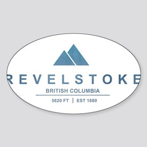 Revelstoke Ski Resort British Columbia Sticker