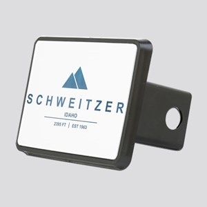 Schweitzer Ski Resort Idaho Hitch Cover