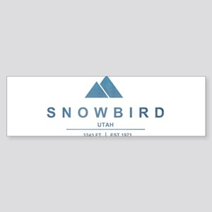 Snowbird Ski Resort Utah Bumper Sticker