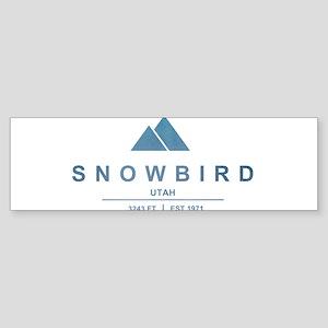 Snowbird Ski Resort Utah Bumper Sticker