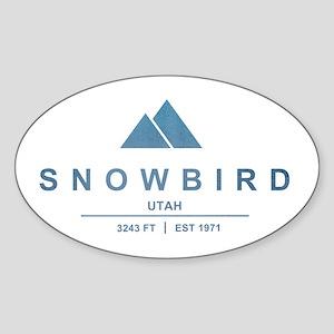 Snowbird Ski Resort Utah Sticker