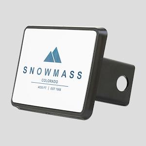 Snowmass Ski Resort Colorado Hitch Cover
