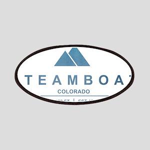 Steamboat Ski Resort Colorado Patches