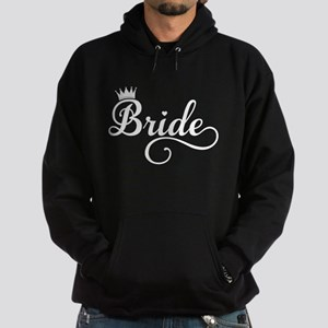 Bride white Hoodie
