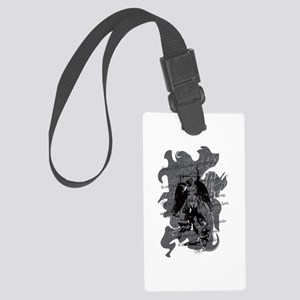 St. Michael: Protection Luggage Tag