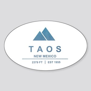 Taos Ski Resort Sticker