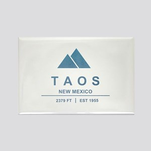Taos Ski Resort Magnets