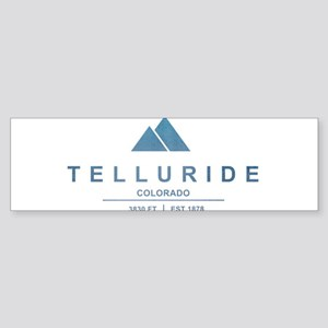 Telluride Ski Resort Bumper Sticker