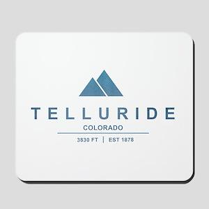 Telluride Ski Resort Mousepad