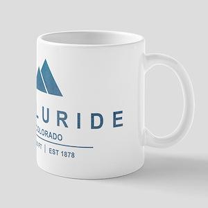 Telluride Ski Resort Mugs