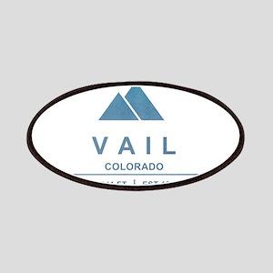 Vail Ski Resort Patches