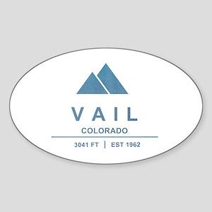 Vail Ski Resort Sticker