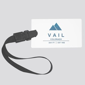 Vail Ski Resort Luggage Tag
