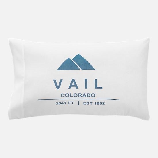 Vail Ski Resort Pillow Case