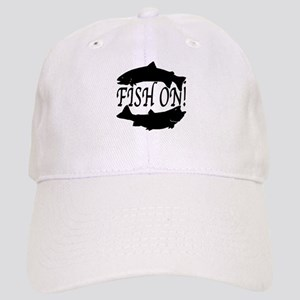 Fish on two Cap