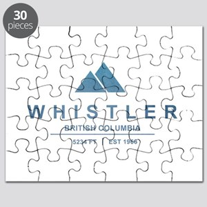 Whistler Ski Resort Puzzle