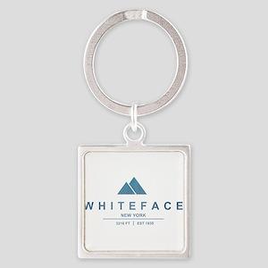 Whiteface Ski Resort Keychains