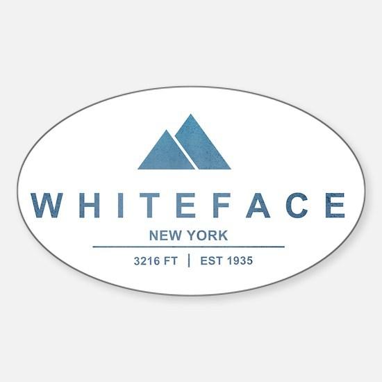 Whiteface Ski Resort Decal
