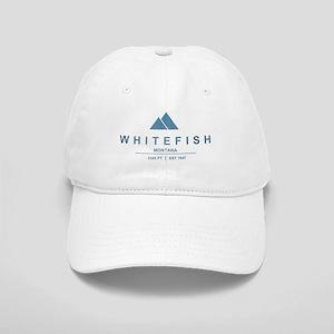Whitefish Ski Resort Baseball Cap