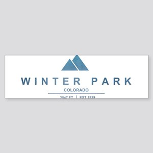 Winter Park Ski Resort Bumper Sticker