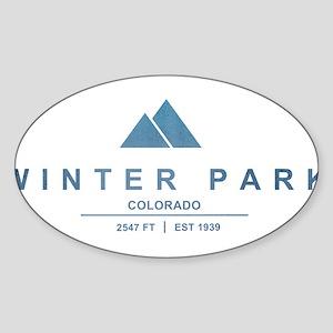 Winter Park Ski Resort Sticker