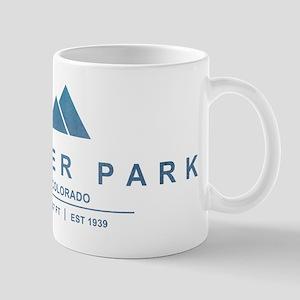 Winter Park Ski Resort Mugs