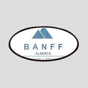 Banff Ski Resort Alberta Patches
