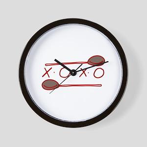 Chef Spoon Wall Clock