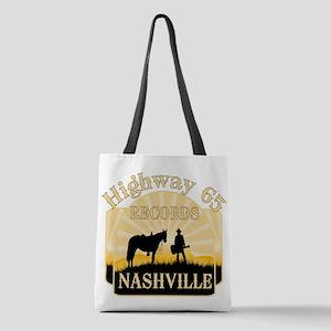 Nashville TV Polyester Tote Bag