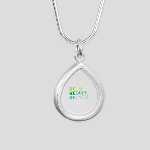 Reduce Reuse Recycle Necklaces