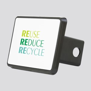 Reduce Reuse Recycle Hitch Cover