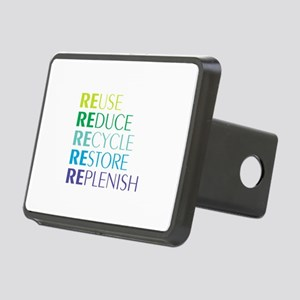 Replenish Hitch Cover