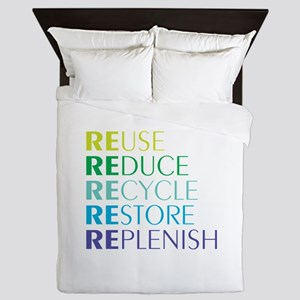 Replenish Queen Duvet
