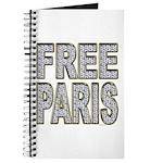 FREE PARIS (BLING EDITION) Journal