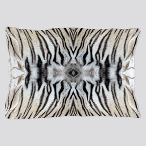 White Tiger Pillow Case