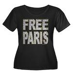 FREE PARIS (BLING EDITION) Women's Plus Size Scoop
