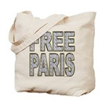 FREE PARIS (BLING EDITION) Tote Bag