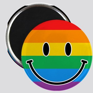 Gay Smiley Magnet