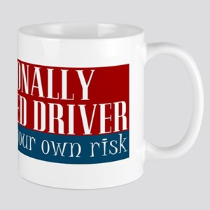 Directionally Challenged Driver Mug