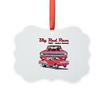 Big Red Ram 2014 Ornament