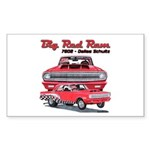 Big Red Ram 2014 Sticker