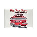 Big Red Ram 2014 Magnets