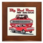 Big Red Ram 2014 Framed Tile