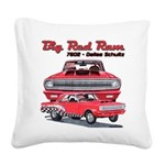 Big Red Ram 2014 Square Canvas Pillow