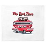 Big Red Ram 2014 King Duvet