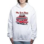 Big Red Ram 2014 Women's Hooded Sweatshirt